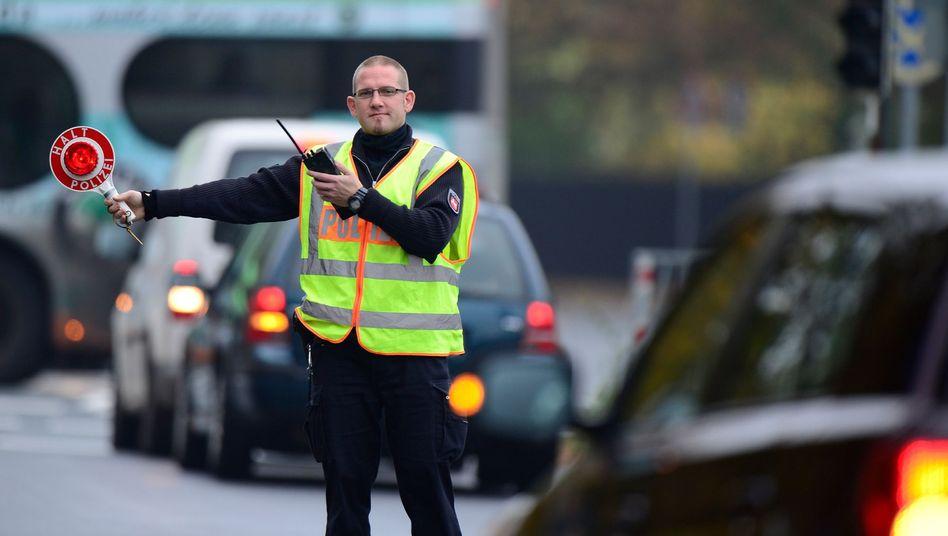 Kontrollen: Auf dem Verkehrsgerichtstag forderten Experten stärkere Polizeipräsenz