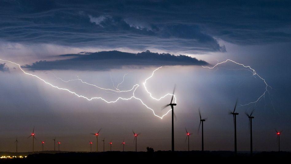 Energiewende: Ökostrom-Abgabe steigt auf Rekordniveau