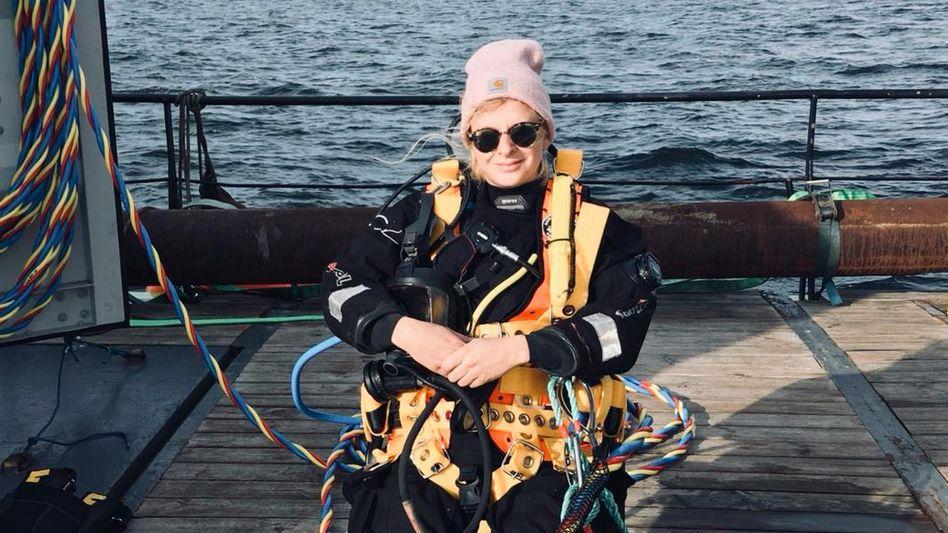 Archäologin Franziska Steffensen: »Ich habe mich früh spezialisiert«