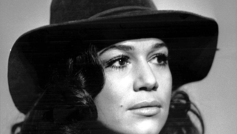 Die Schauspielerin Hannelore Elsner ist tot. Diese Aufnahme zeigt sie im Januar 1970.