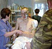Die Zahlen über tote und verletzte russische Soldaten sollen weitaus höher sein als bisher angegeben