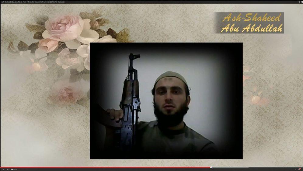 Photo Gallery: German Footballer Turns to Jihad