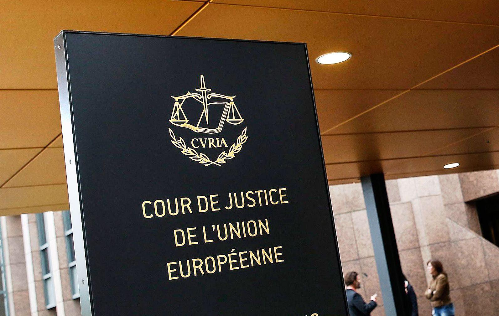 EuGH Europäischer Gerichtshof Luxemburg