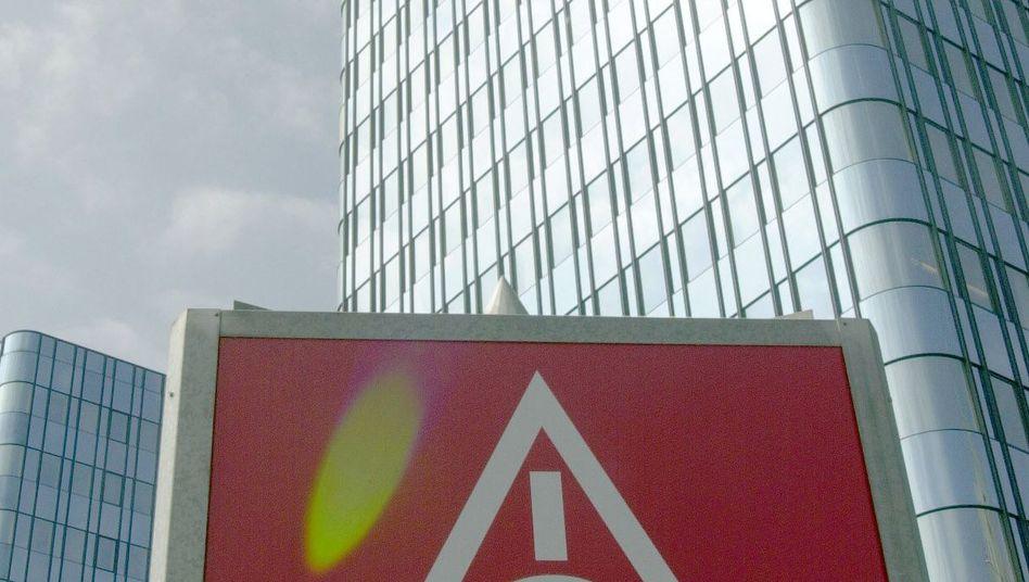 Zentrale der IG Metall in Frankfurt: Nächste Tarifrunde findet 2015 statt