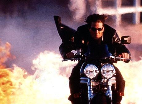 """Immer Vollgas: """"Mission: Impossible 2"""" mit Tom Cruise"""