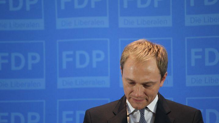 Christian Lindner: Turbo-Aufstieg, tiefer Fall