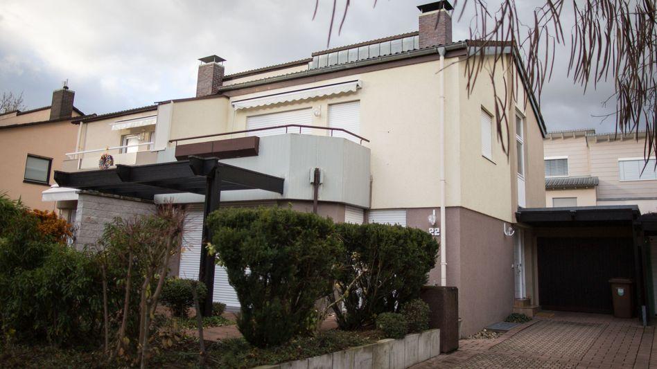 Wohnort der Tatverdächtigen in Sulzbach (Hessen)