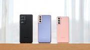 Samsungs Smartphones werden iPhones ähnlicher