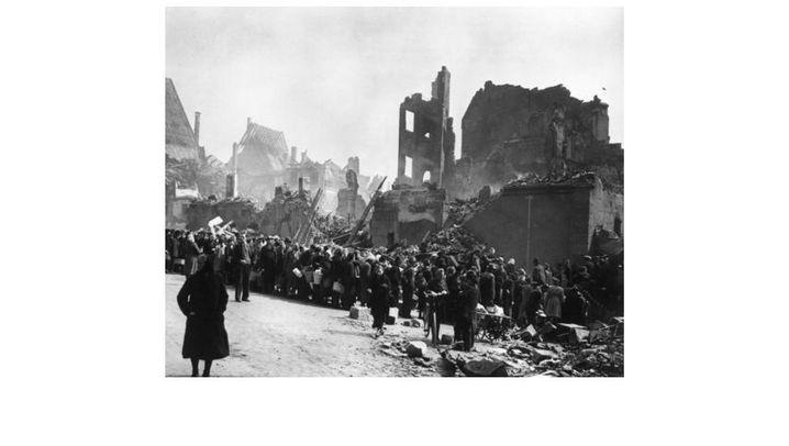 Kriegsende in Nürnberg: Warten auf die Amis