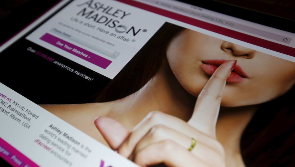Seitensprung-Portal Ashley Madison: Millionen Männer, kaum Frauen