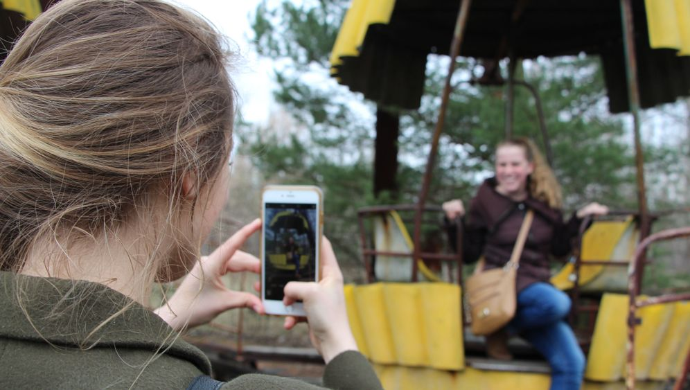 Tschernobyl-Tourismus: Strahlung, Selfies, Souvenirs