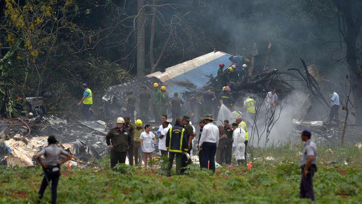"Kuba: ""Hohe Zahl an Opfern"""