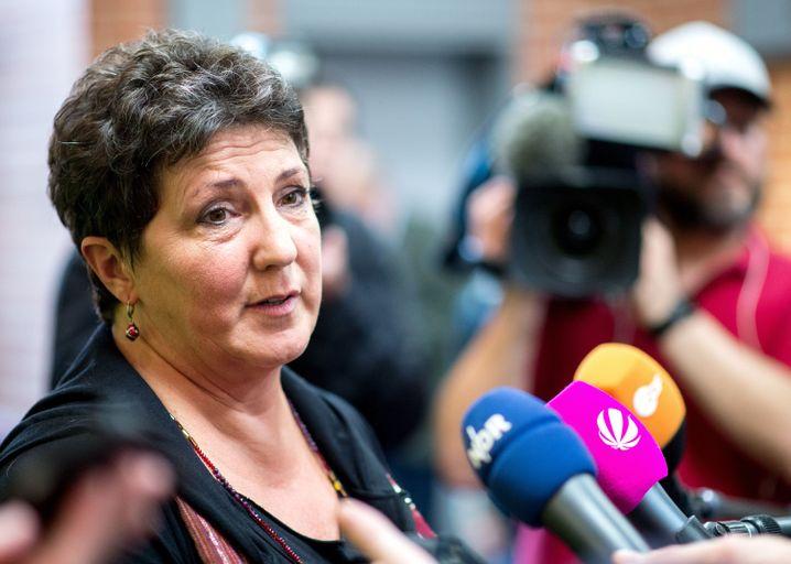 Grünen-Politikerin Anja Piel