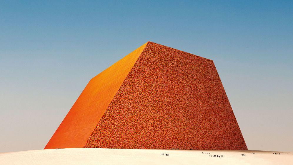 Mega-Projekt Mastaba: Die Wüste baut
