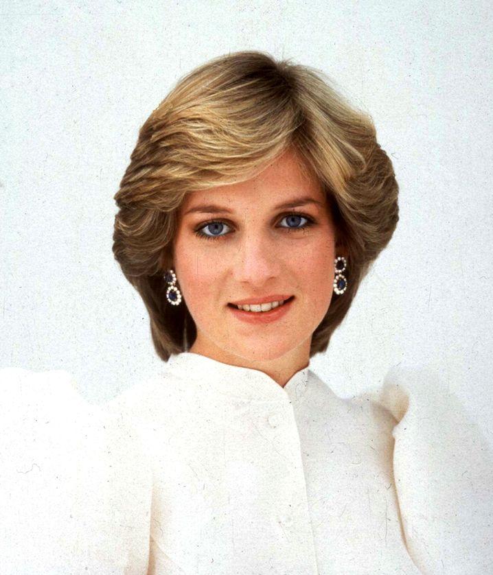 Diana-Portrait von Lord Snowdon, 1982