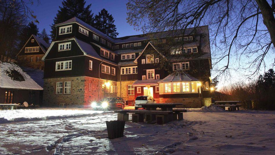 Goethehaus der Odenwaldschule: Acht frühere Lehrer stehen unter Verdacht