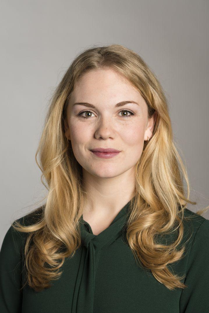 Testleiterin Anne Kiem, Stiftung Warentest