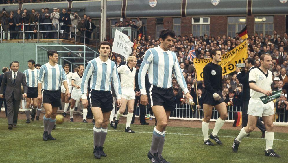 Deutschland vs. Argentinien: Keine Tore, dafür Tritte