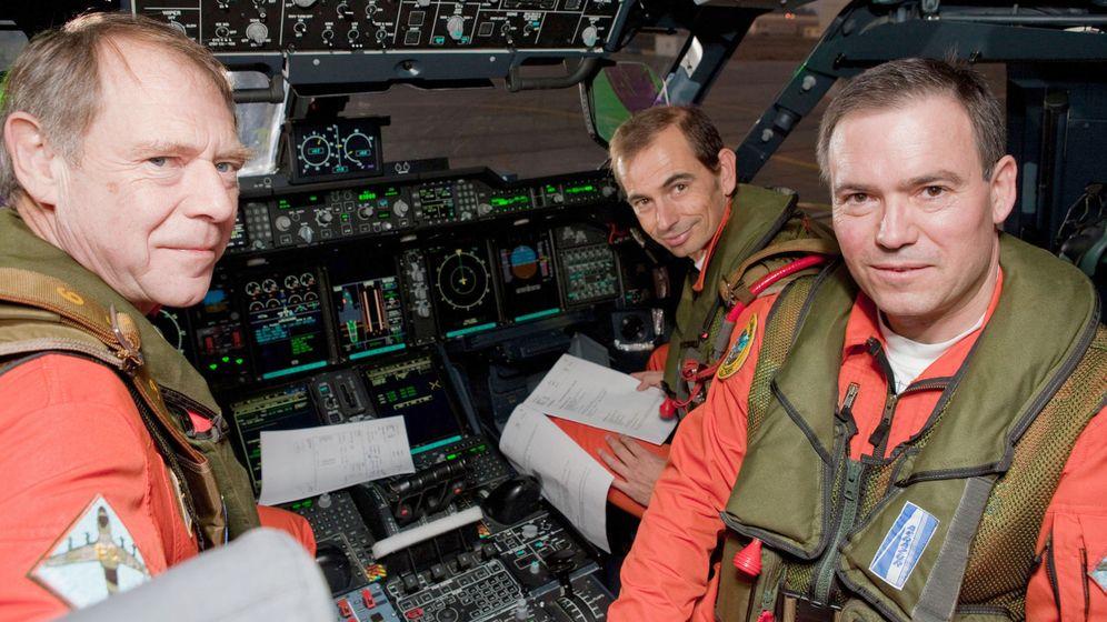 Airbus: Jungfernflug des A400M