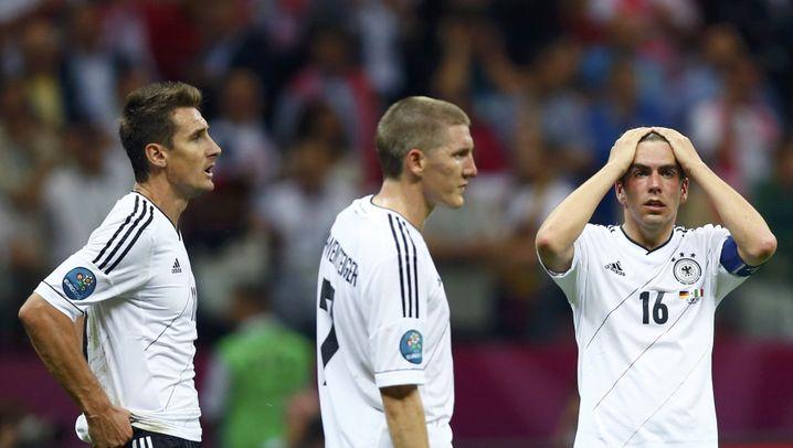 Niederlage gegen Italien: Balotelli zerstört Deutschlands Träume