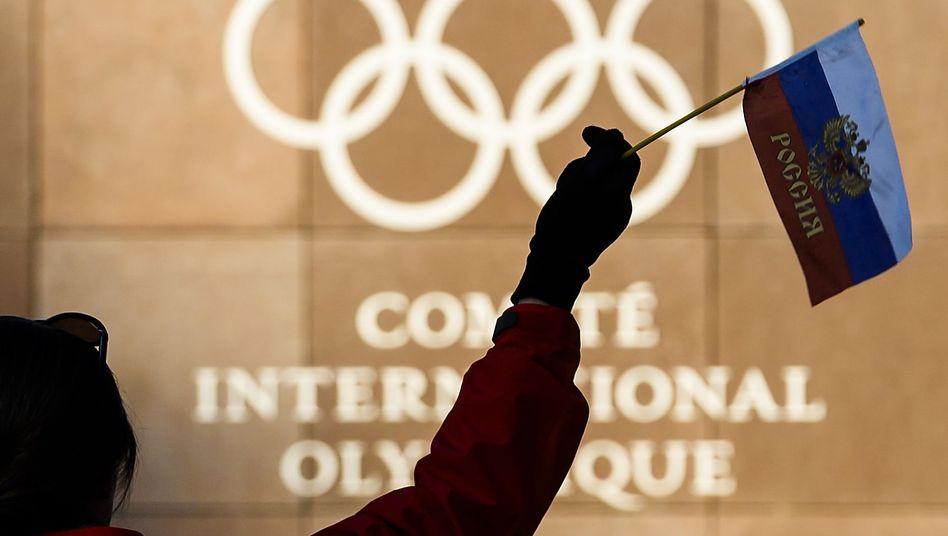 """Russland und die Olympischen Spiele: Bald wieder """"Olympische Athleten aus Russland""""?"""