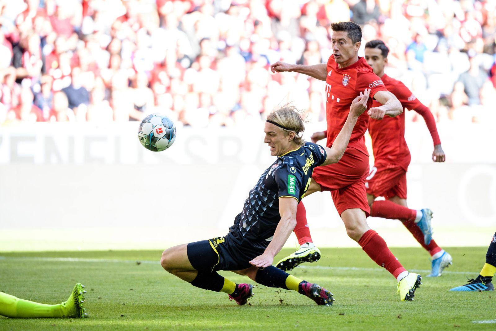 Bayern München - 1. FC Köln
