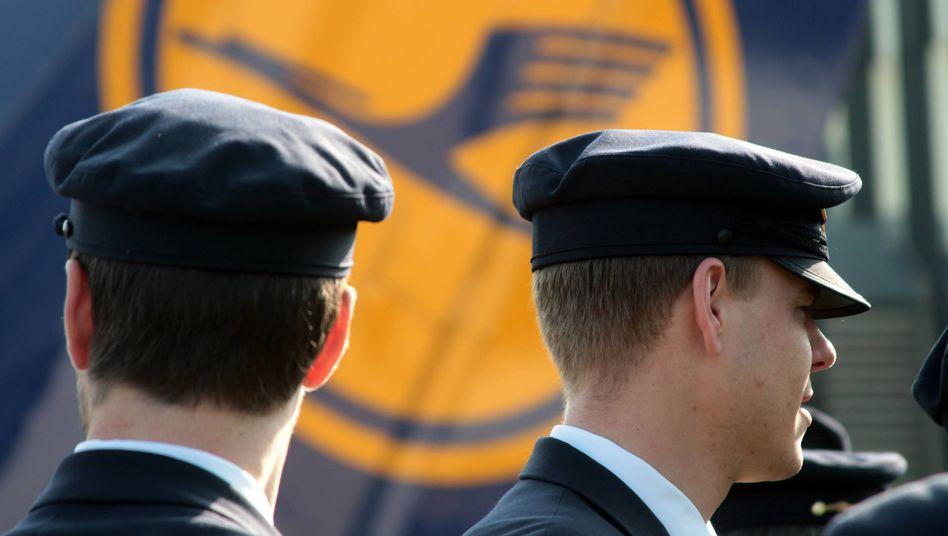 Lufthansa-Piloten: Gehaltsverzicht gegen die Kündigung