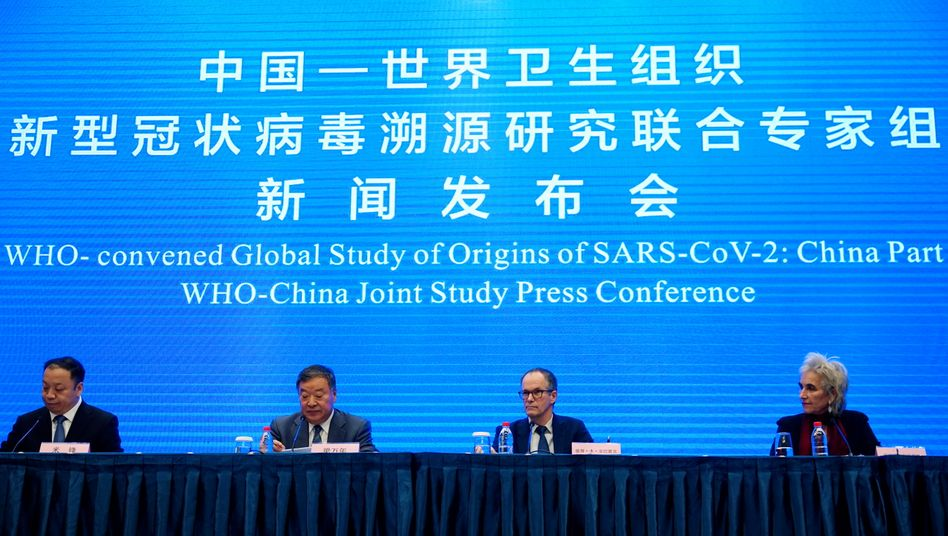 WHO-Pressekonferenz: Unklar, wie das Virus in den Menschen gelangt ist