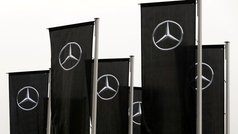 Daimler-Zentrale in Stuttgart (Archiv)