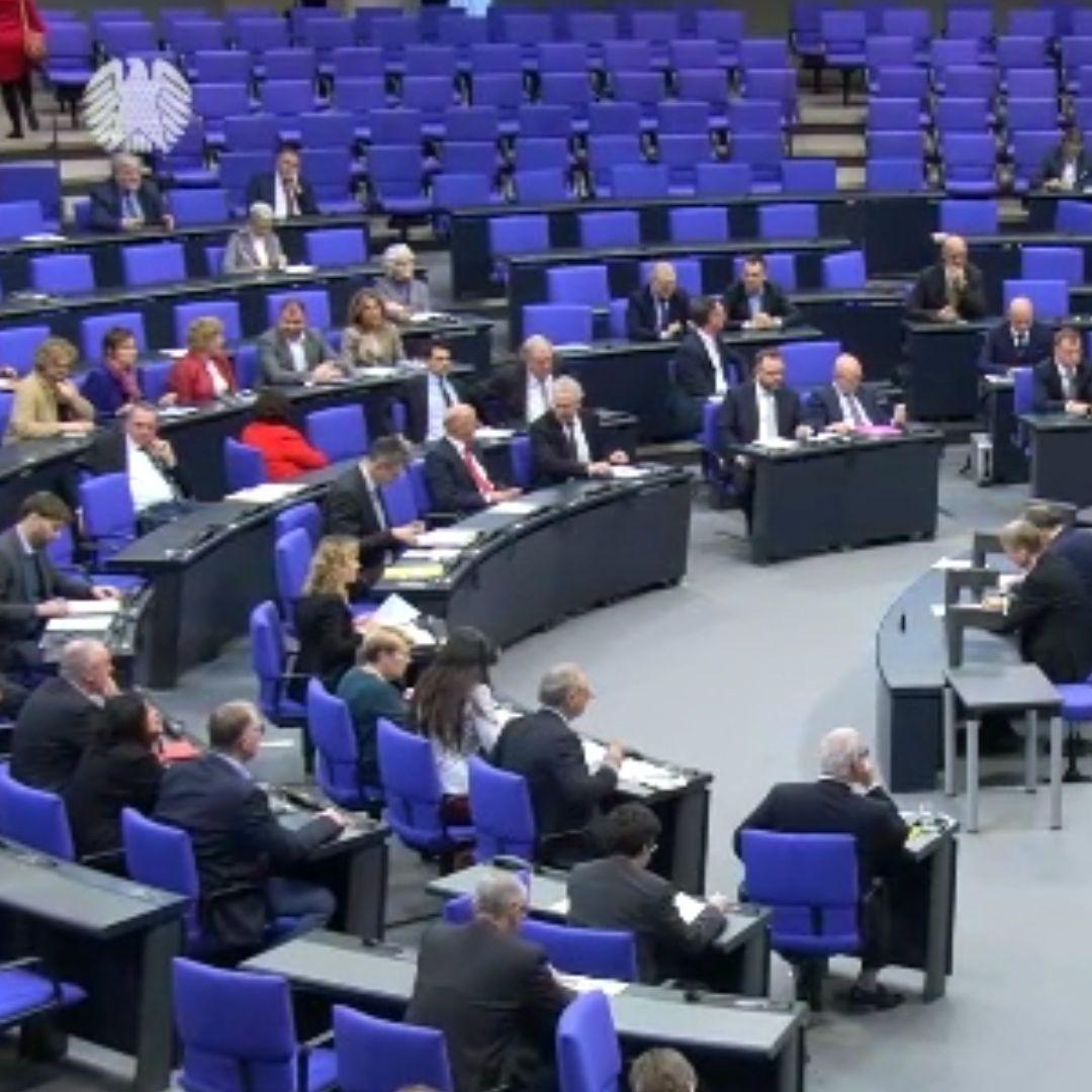 "Debatte übers Fahrrad: ""Das gab's in diesem Bundestag noch nie"""