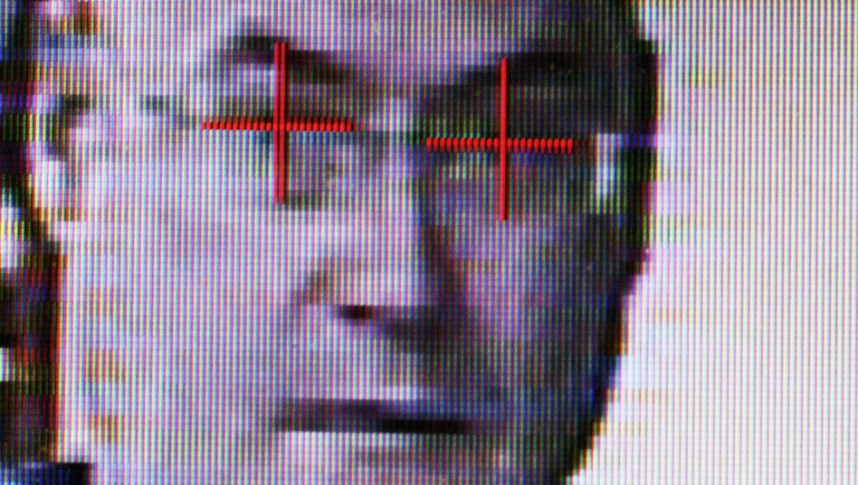 """""""Klick in den Köpfen der Politiker"""": Gesichtserkennung ist ein Thema für den Gesetzgeber."""