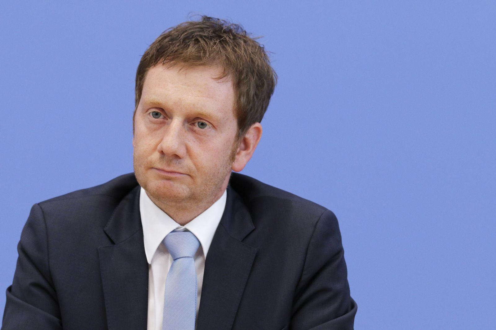 EINMALIGE VERWENDUNG Michael Kretschmer