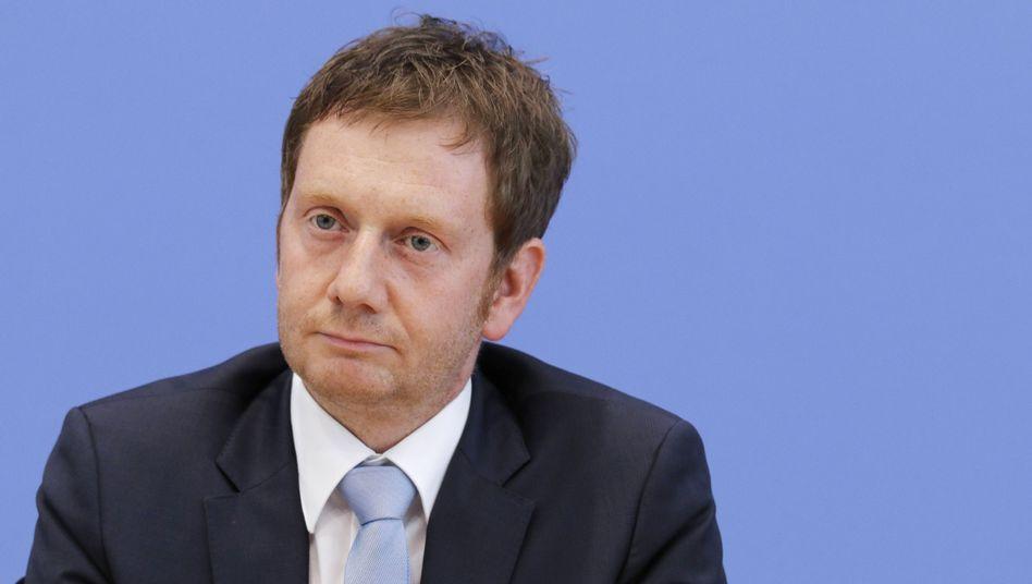 """Sachsens CDU-Generalsekretär Kretschmer: """"Die Kritik ist scheinheilig"""""""