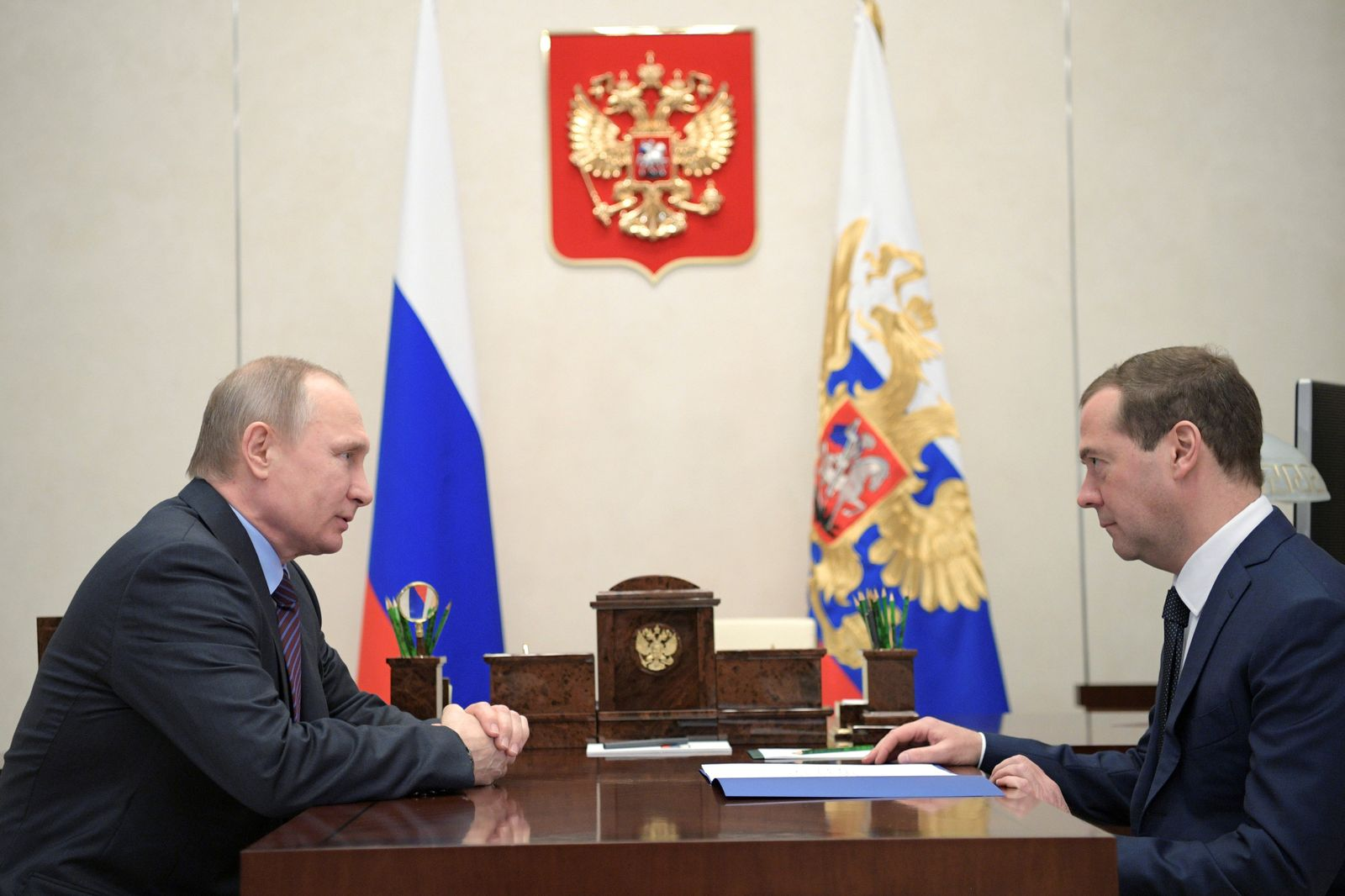 Medwedew / Putin