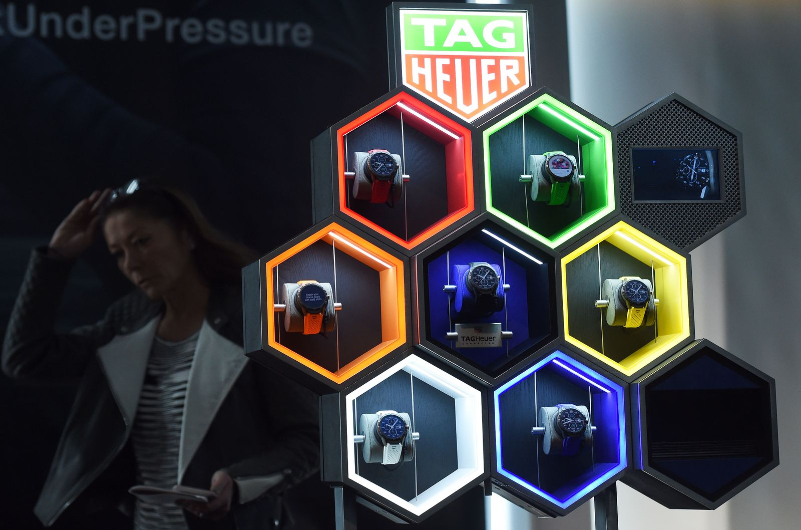 TAG Heuer to launch $1,500 smartwatch next week