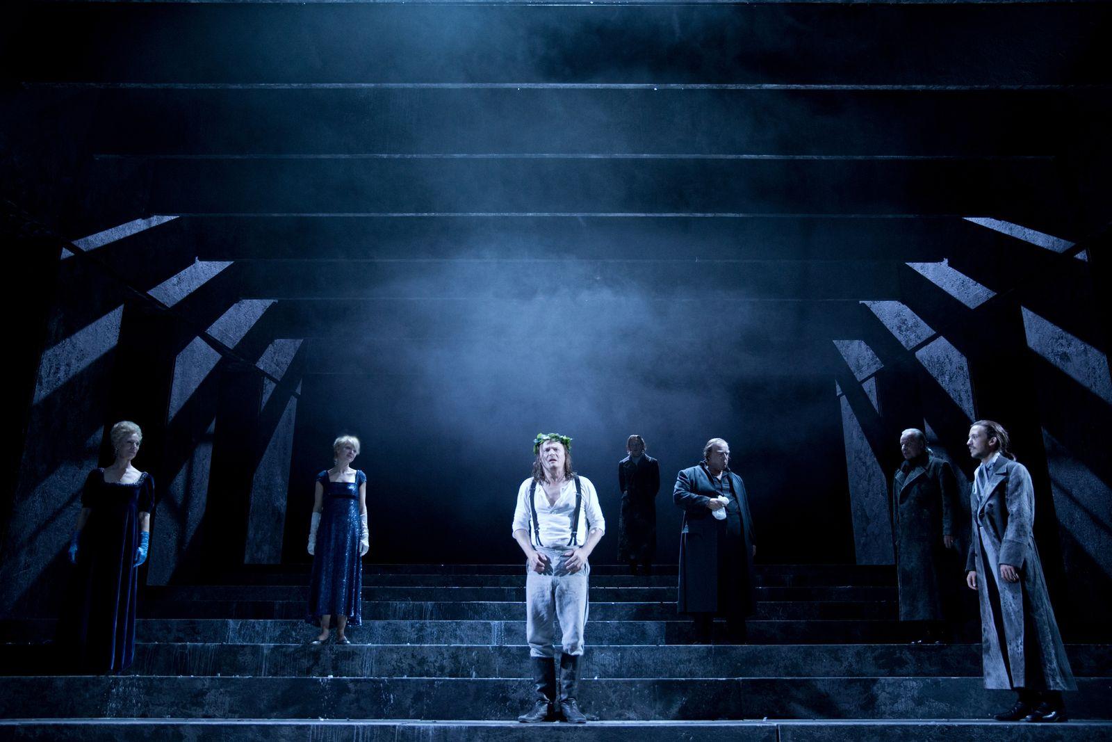 EINMALIGE VERWENDUNG Theater/ Prinz Friedrich von Homburg /Residenztheater