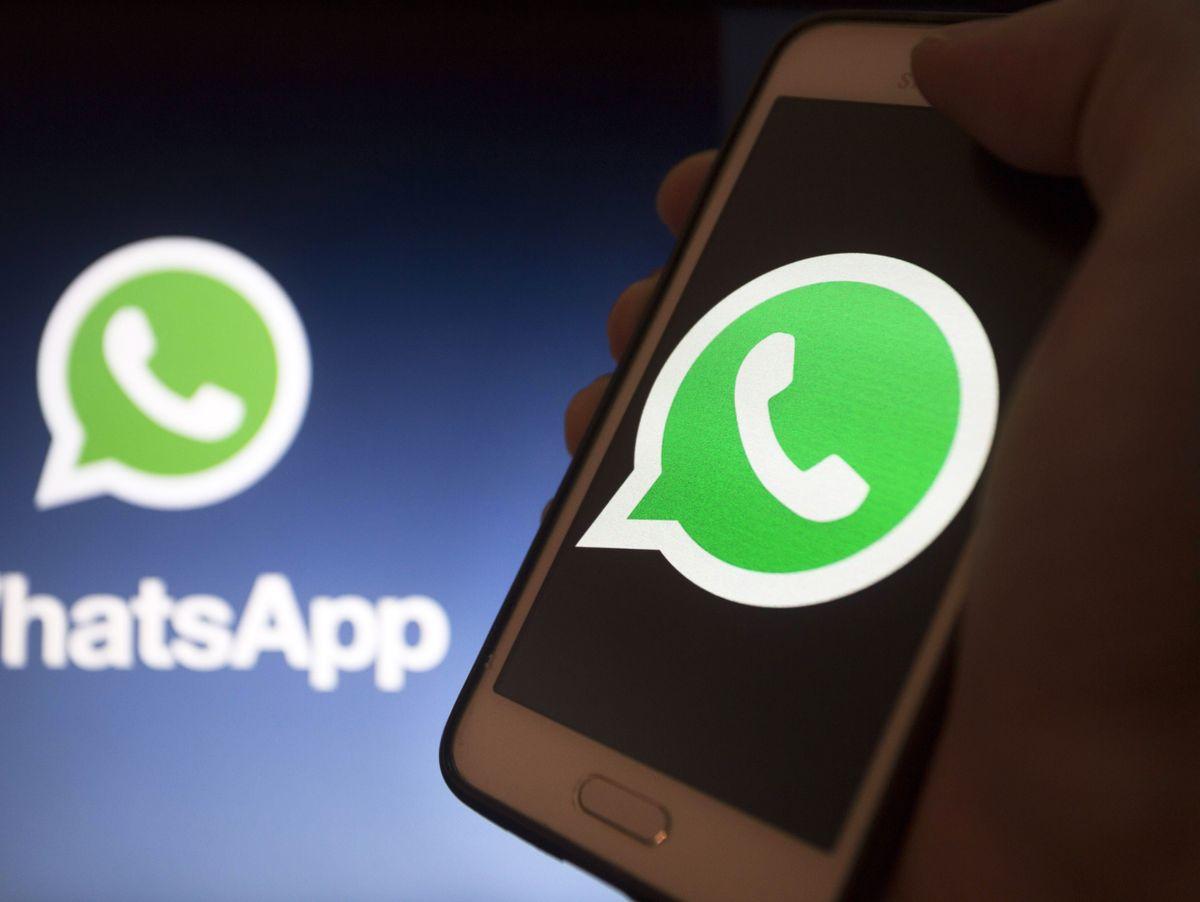 WhatsApp Ab 20 soll es Werbung geben   DER SPIEGEL