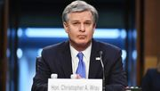 FBI-Chef nennt Sturm auf das Kapitol »inländischen Terrorismus«