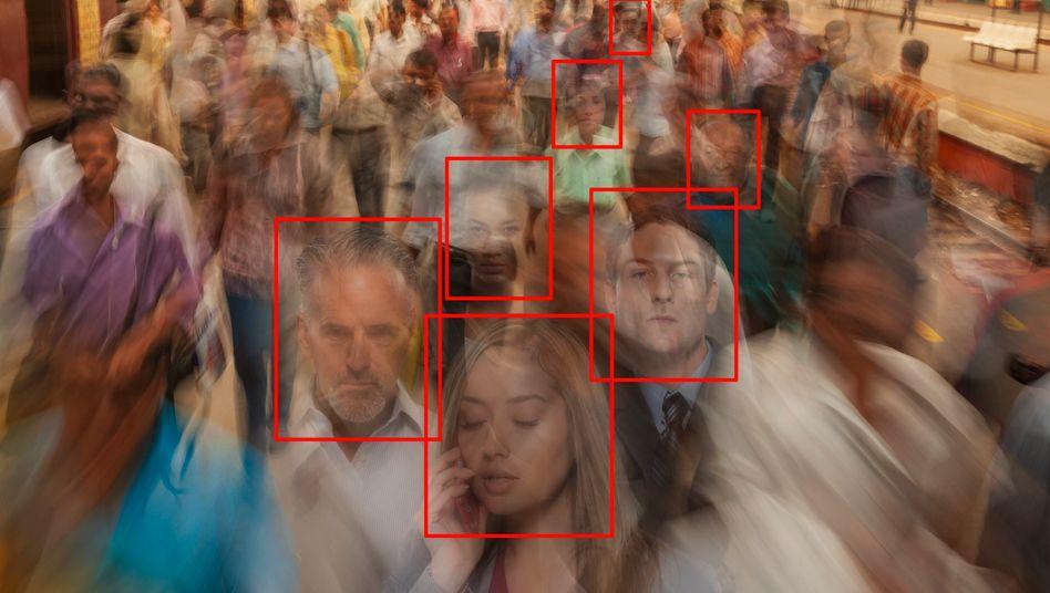 Gesichtserkennungstechnologie: »Sehr problematische Ausnahmen«