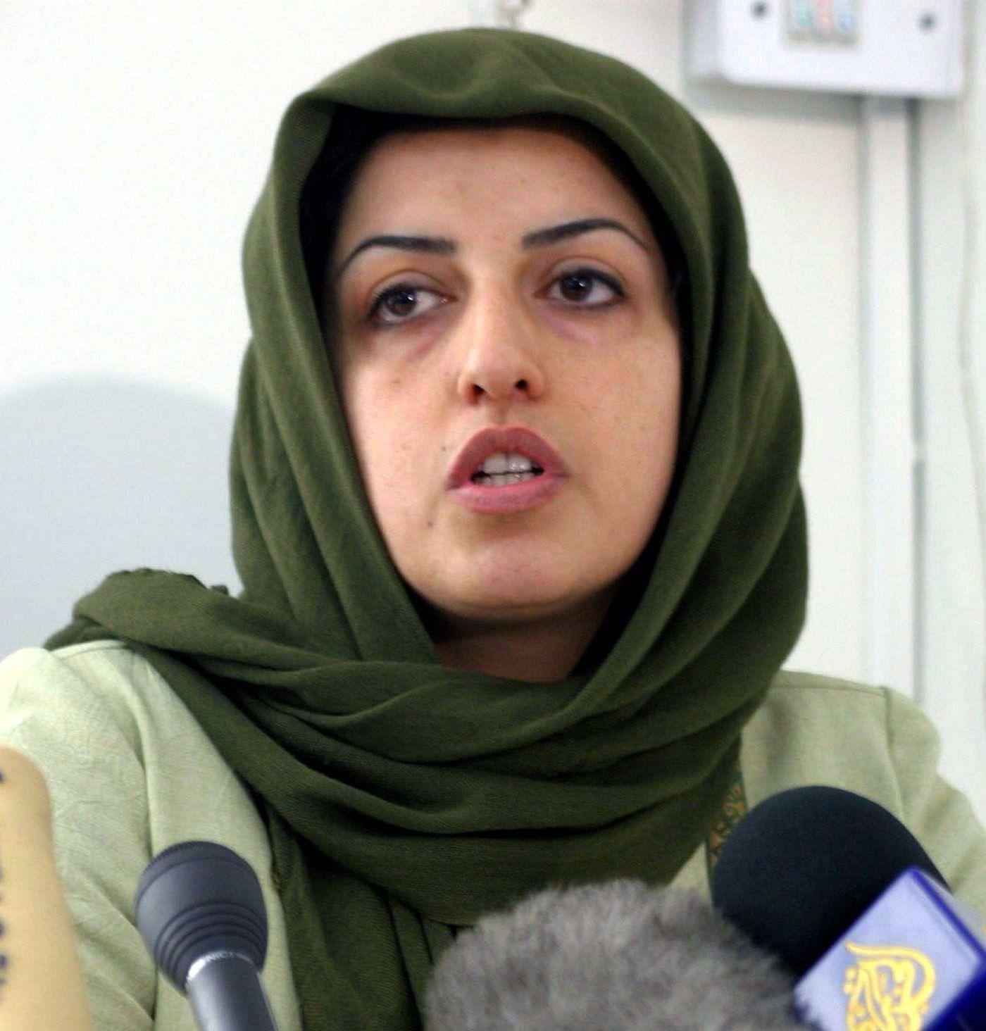 Iranische Menschenrechtlerin Mohammadi freigelassen