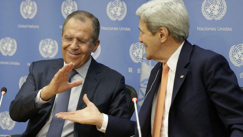 Syrien-Plan der Uno: Ein bisschen Frieden