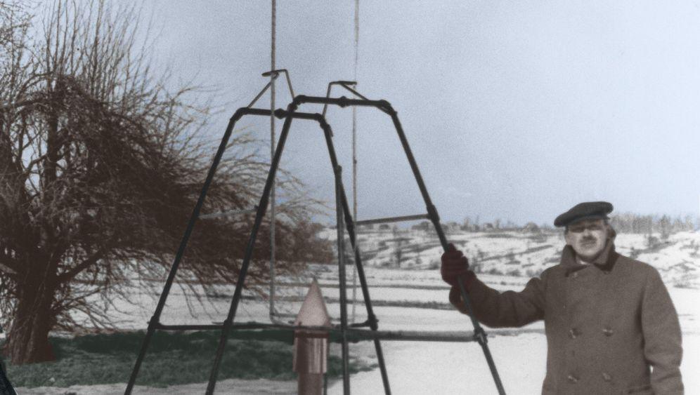 Erfinder Robert Goddard: Der unbekannte Raketen-Visionär