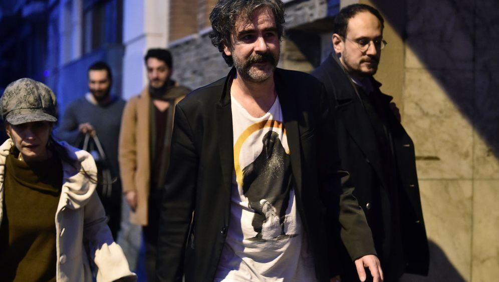 Türkei: Yücel auf freiem Fuß
