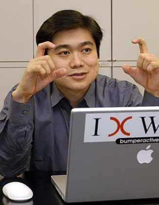 Joichi Ito: Star unter Japans Bloggern
