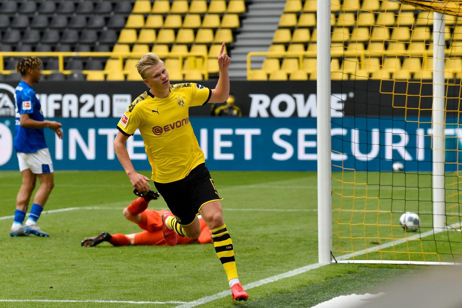 Borussia Dortmund · FC Schalke 04