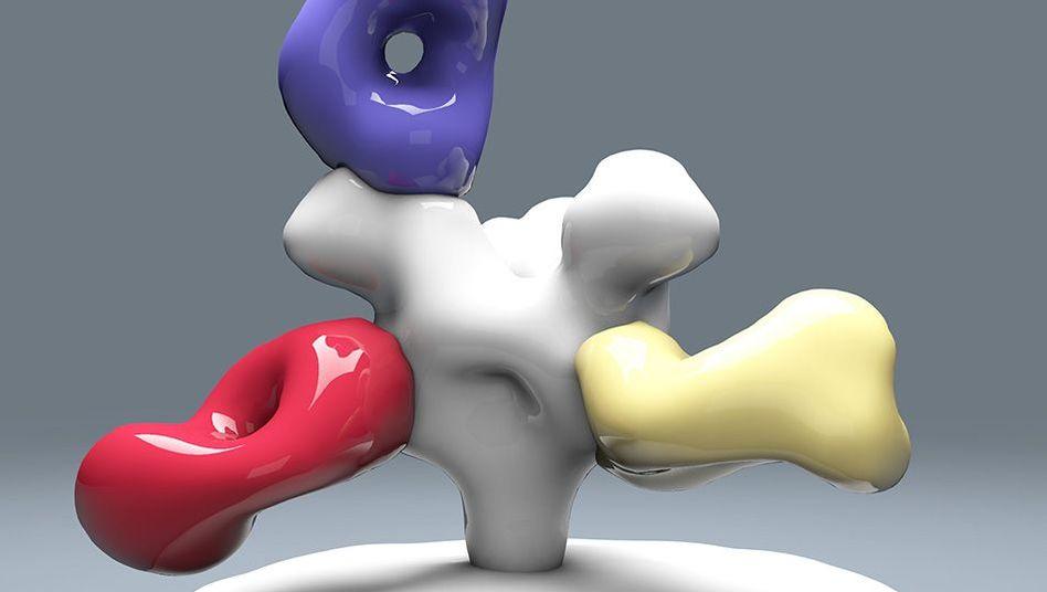 """Ebola-Virus im 3D-Modell: """"Den Feind auskundschaften"""""""