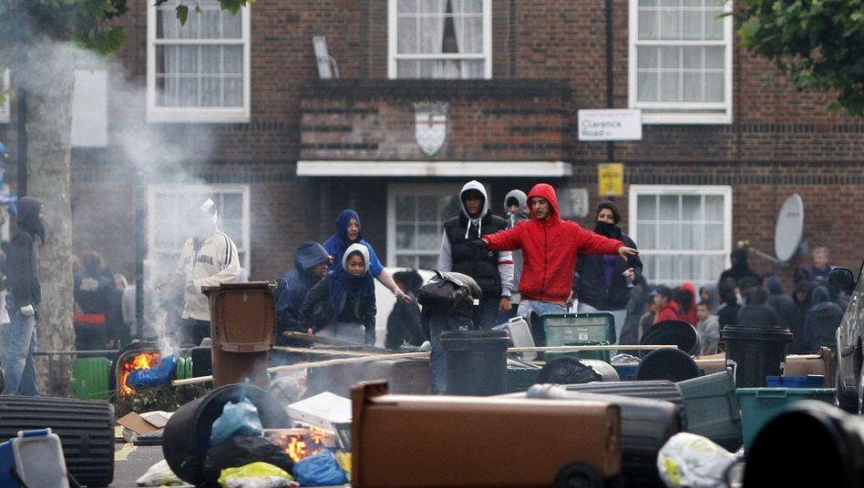 Randalierer in Hackney: Rächen sich die Jugendlichen für Ungerechtigkeit?