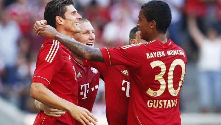 Bayern in der Königsklasse: Lahm zuversichtlich, Gomez treffsicher, Ribéry zauberhaft