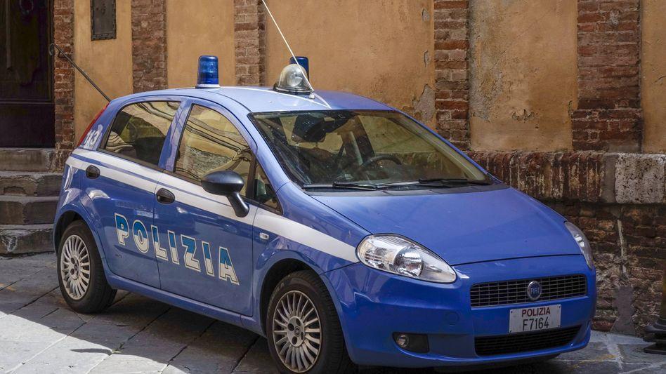 Italienische Polizei (Symbolbild)
