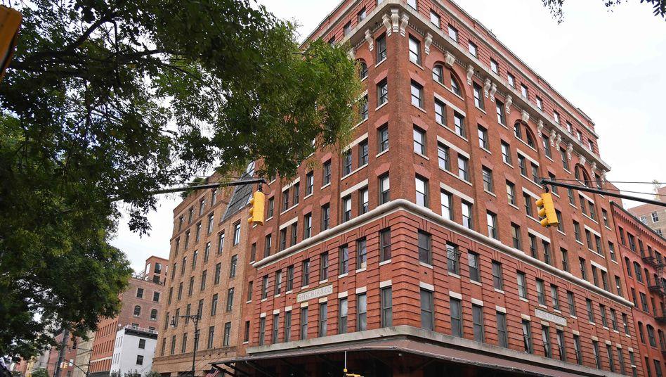 Firmensitz der Weinstein Company in New York City